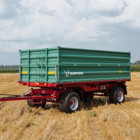 Traktorske prikolice Farmtech