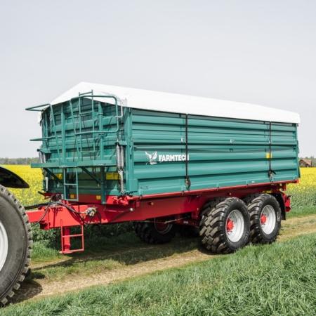 Tandem traktorske prikolice Farmtech